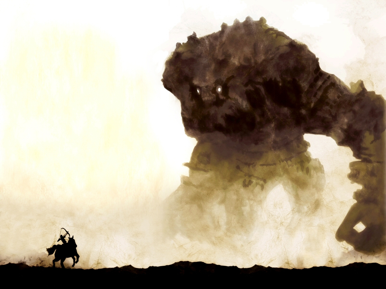 001: Shadow of the Colossus Pt. 1