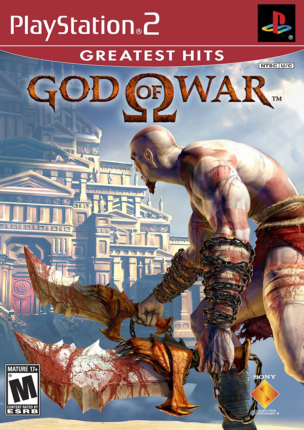029: God of War (2005)