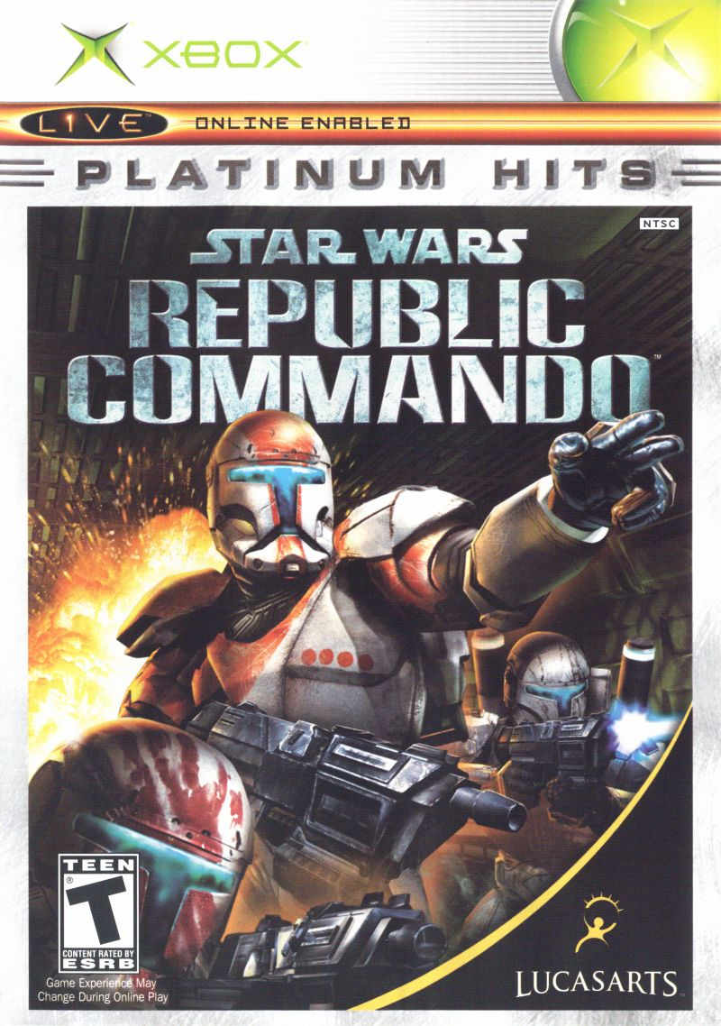 034: Star Wars: Republic Commando
