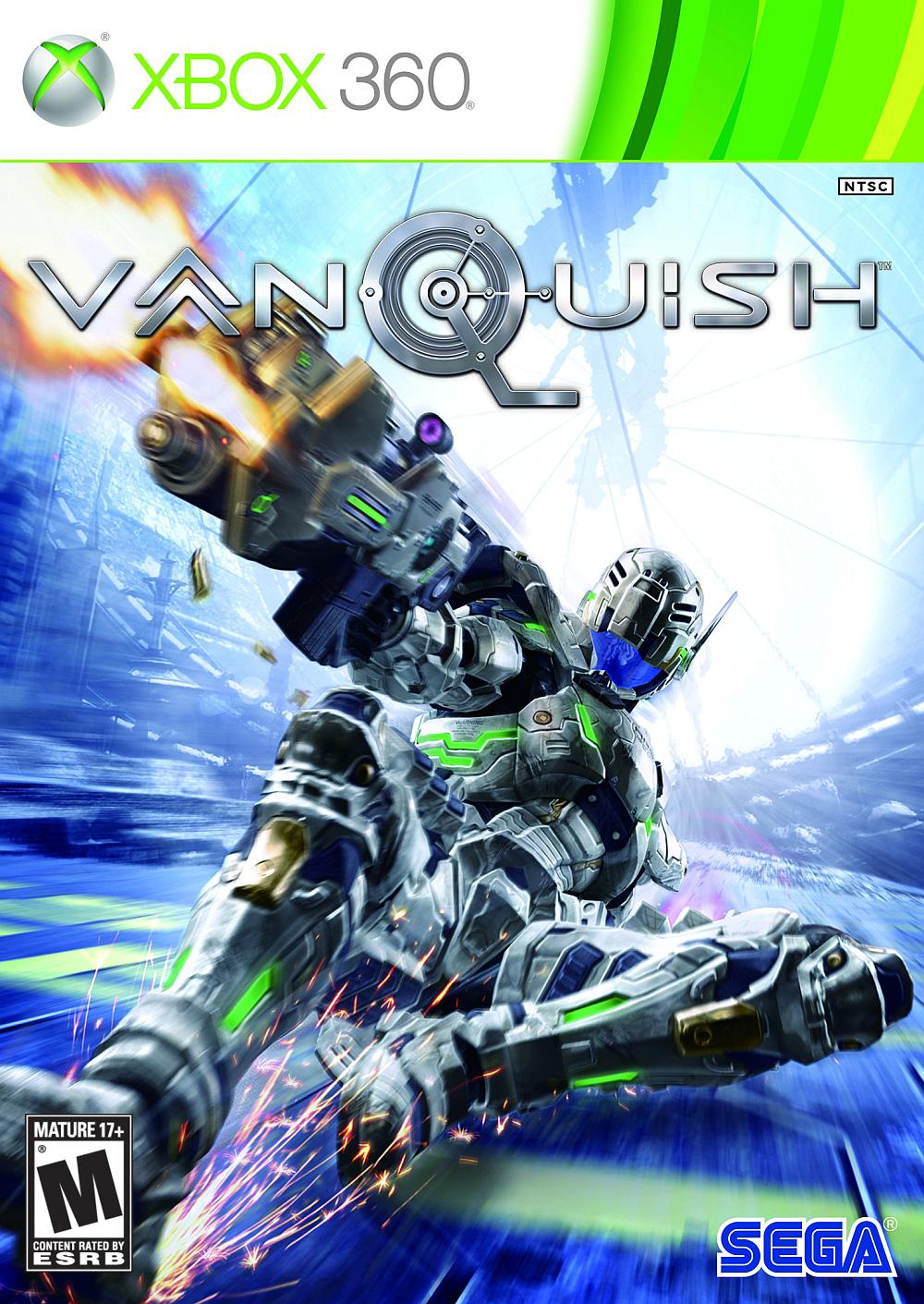 035: Vanquish