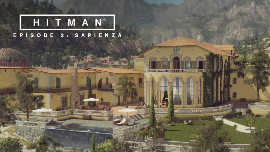 039: Hitman Part 3 [Sapienza]