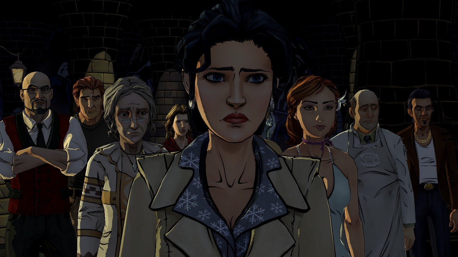 051: The Wolf Among Us (Season 1, Episode 5)