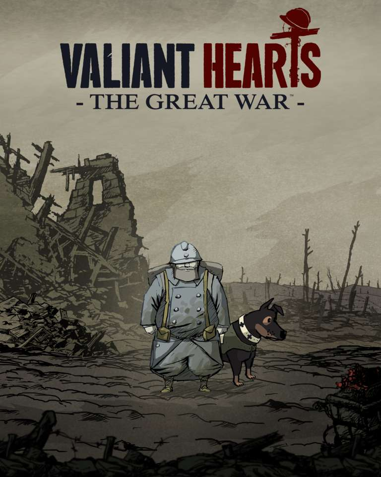 069: Valiant Hearts: The Great War