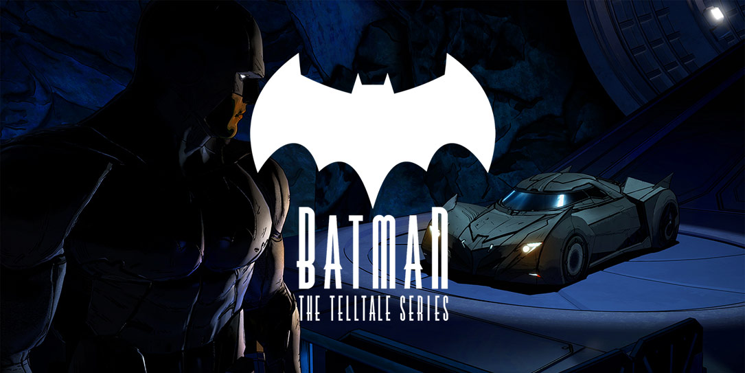 077: Batman: The Telltale Series (Episode 1 – Realm of Shadows)