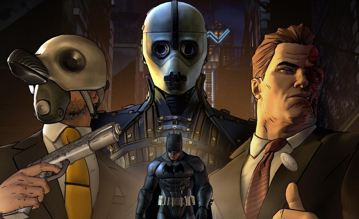 078: Batman: The Telltale Series (Episode 2 – Children of Arkham)