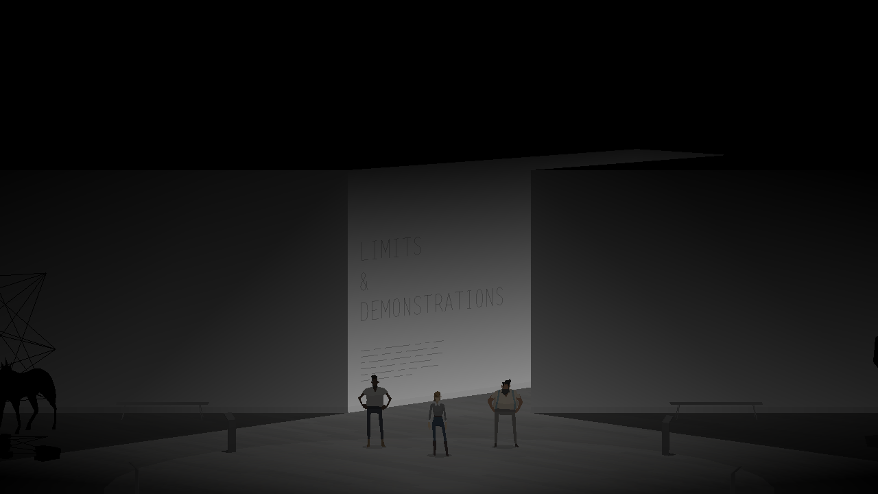 088: Kentucky Route Zero (Limits & Demonstrations)