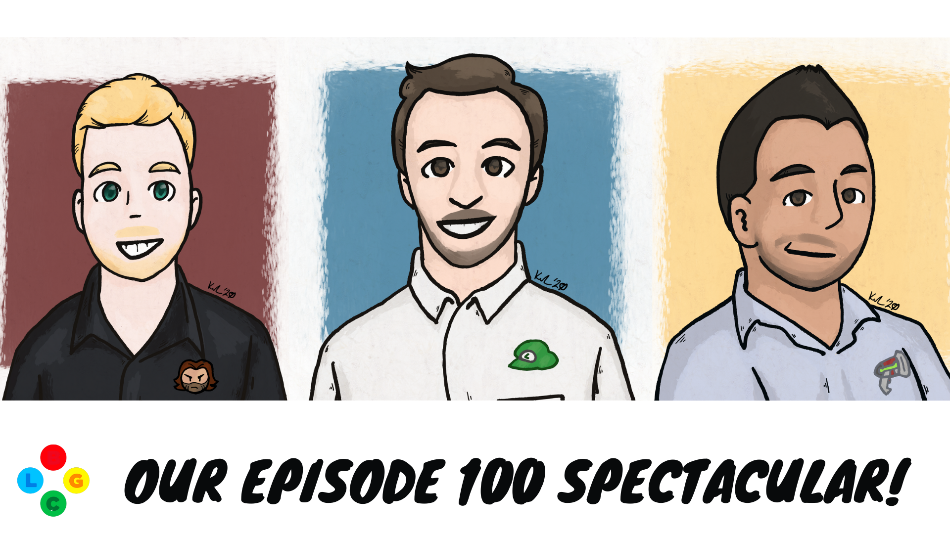 100: Our 100th Episode Extravaganza