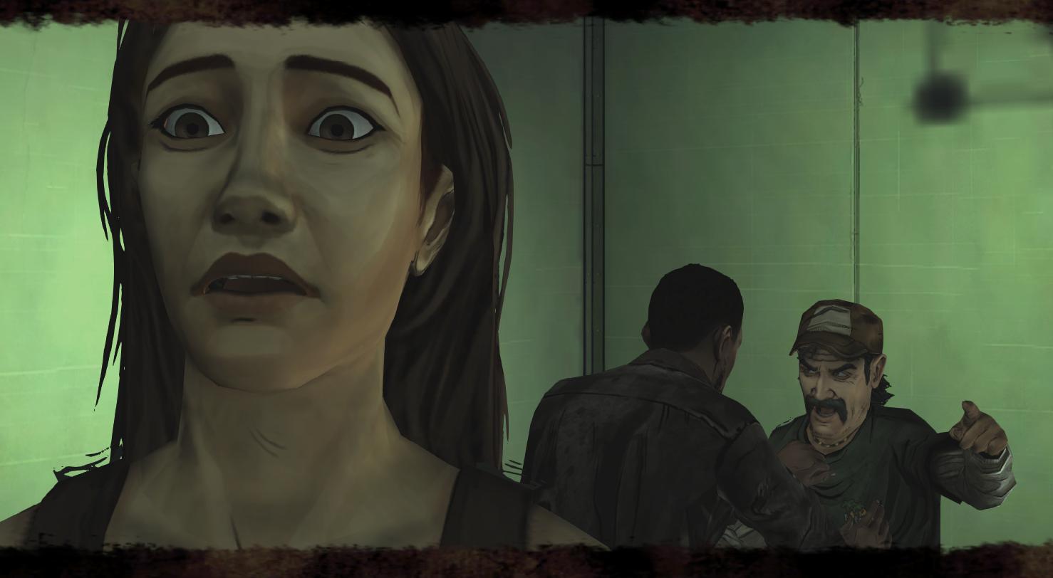 107: The Walking Dead Season 1, Episode 2 (Starved for Help)