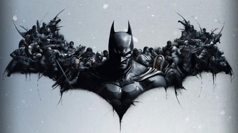 117: Batman: Arkham Origins