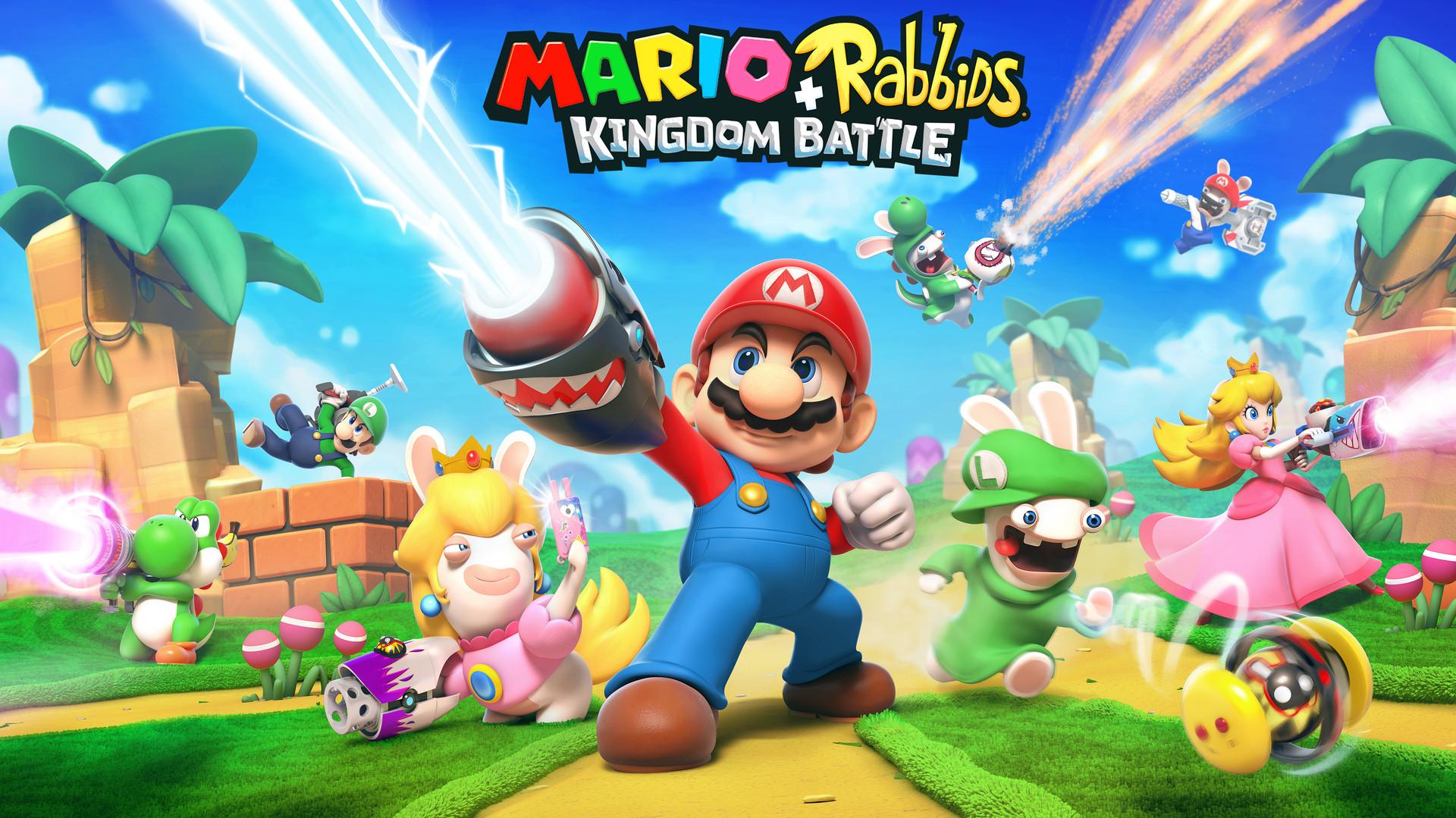 126: Mario + Rabbids Kingdom Battle