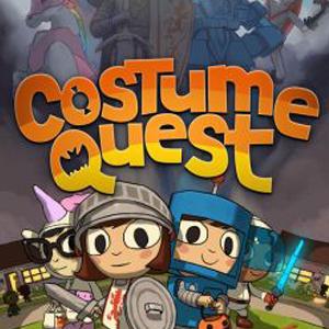 016: Costume Quest
