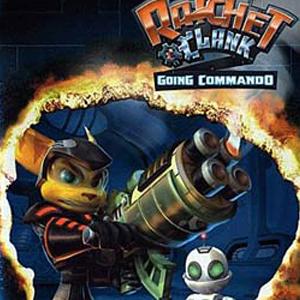 015: Ratchet & Clank: Going Commando