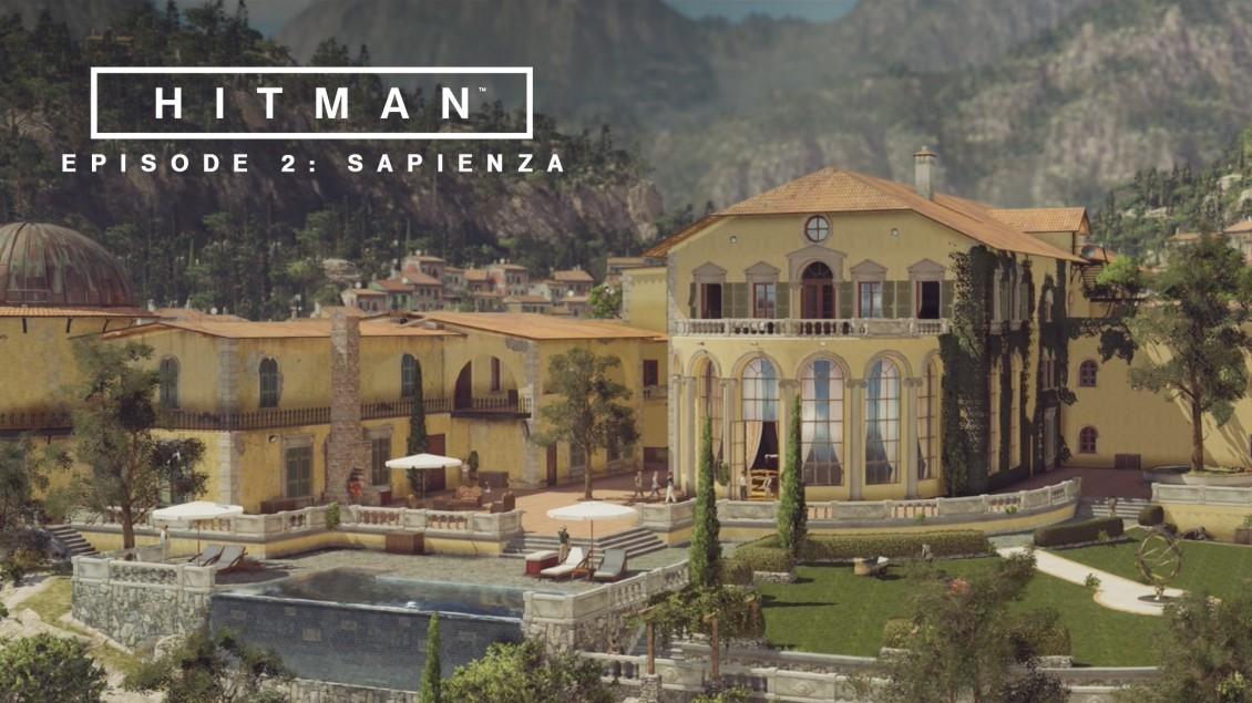 039: Hitman Part 3 [Sapienza]