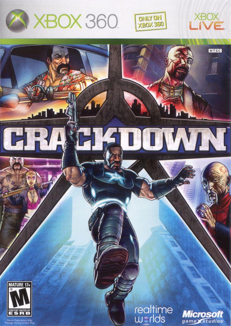 056: Crackdown