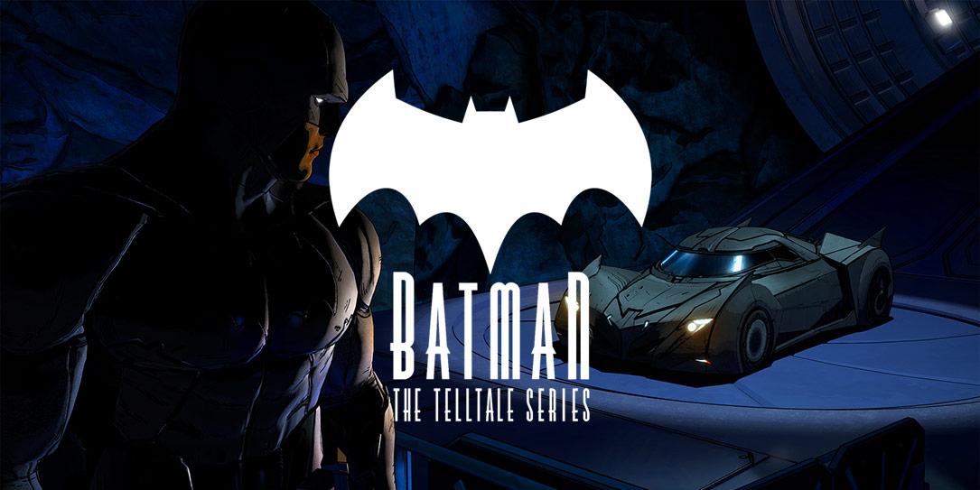 077: Batman: The Telltale Series (Episode 1 – Realm of Shadows)