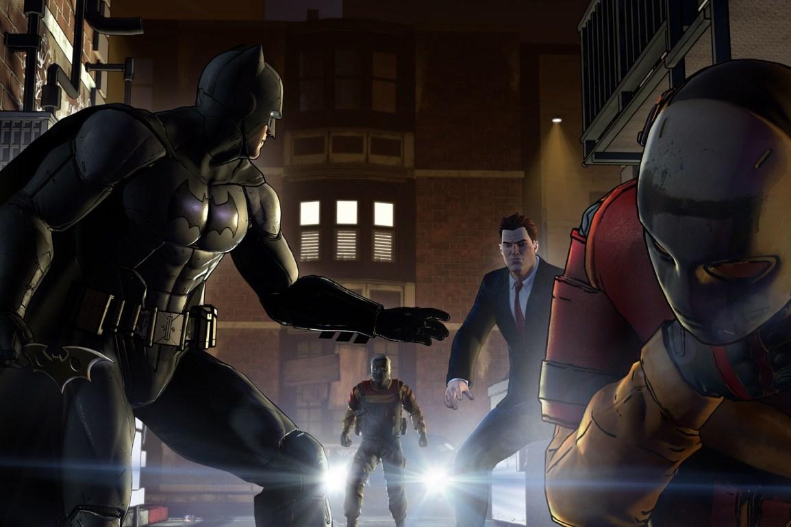 079: Batman: The Telltale Series (Episode 3 – New World Order)
