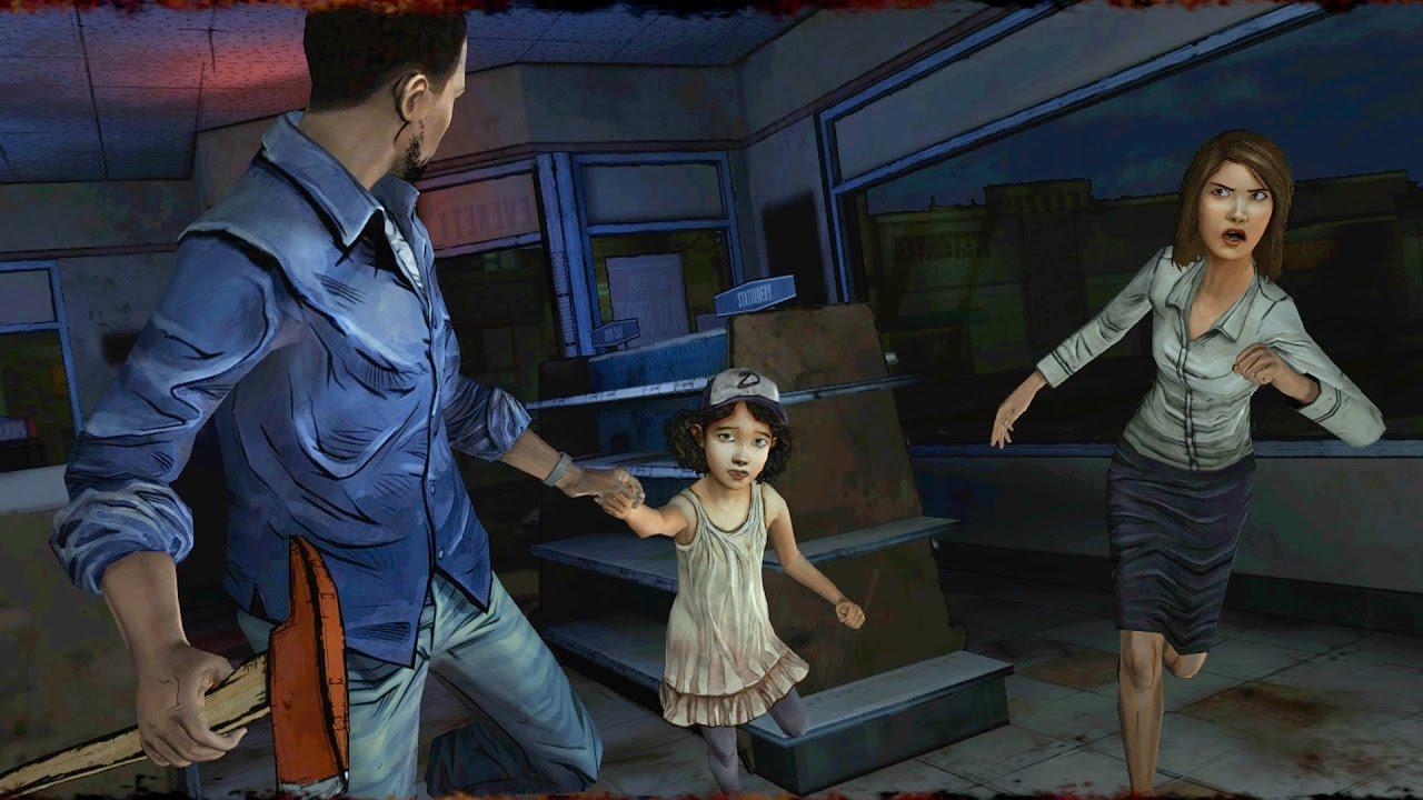 105: The Walking Dead Season 1, Episode 1 (A New Day)