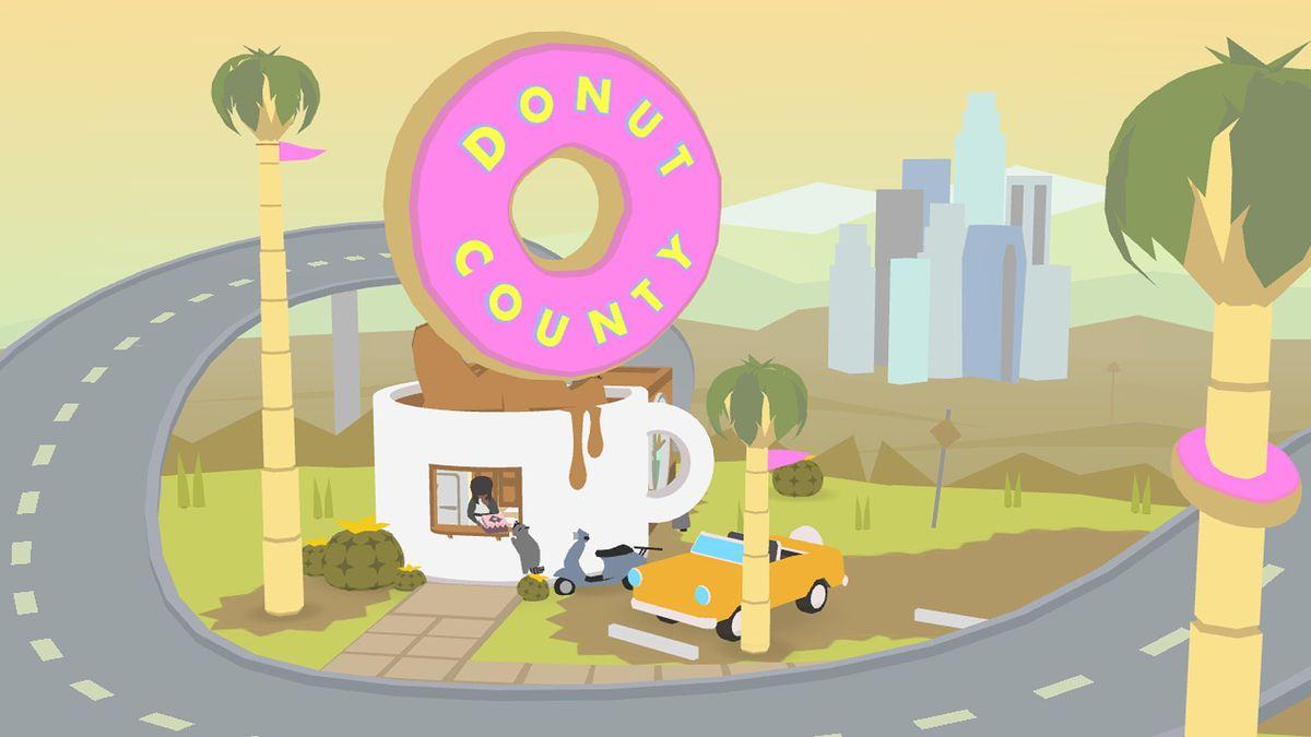 119: Donut County